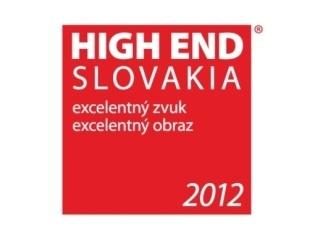 HIGH END Slovakia 2012