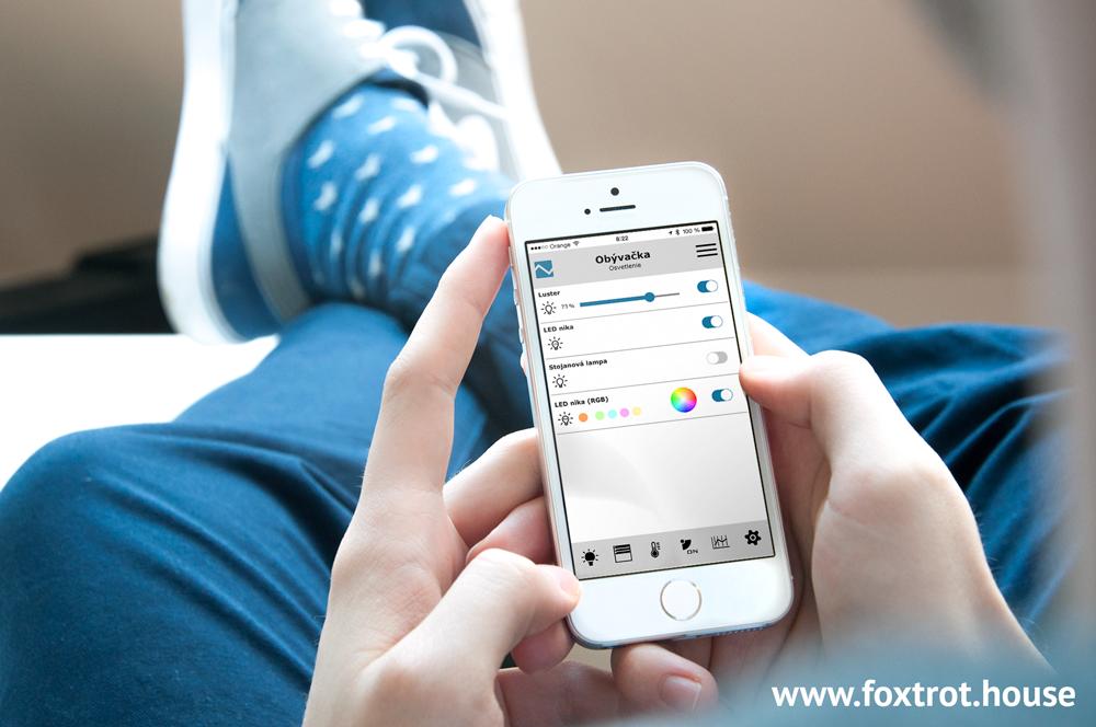 Foxtrot House app